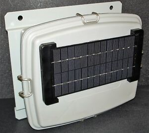 Ionx Cmu131 Solar Powered Asset Railcar Monitoring Unit