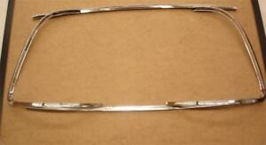 1955 1959 Chevy Gmc Truck Stainless Windshield Trim Reveal Molding 4pc Kit