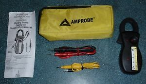 Amprobe Clamp Meter Rs 3 With Case Fast Shipping