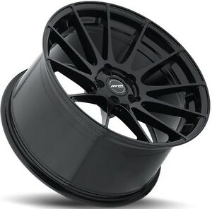 19 Ground Force Gf6 Concave Staggered Wheels Rims Set For Lexus Is250 Is350
