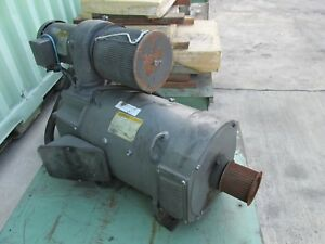 30 Hp Baldor Electric Direct Current Motor 1750 Rpm 1 3hp Blower Cooling r 2