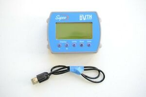 Supco Dvth Data View Temperature And Humidity Logger