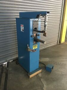 10 Kva Micro Products Press Type Spot Welder Model Sp1012pa