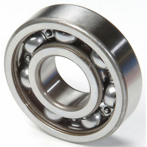 Transfer Case Output Shaft Bearing Rear front National 208