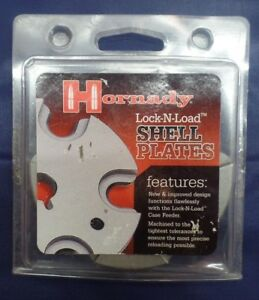 Hornady Lock-N-Load Shell Plates #8 (Used)