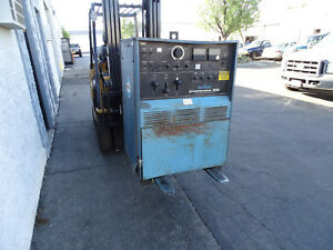 Miller Syncrowave 300 Welder Ac dc Arc Welding Power Source