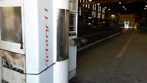 Ficep Victory Cnc Drill System Beam Line I H Beamline Peddinghaus Available