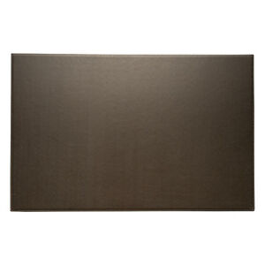 Bey berk Desk Pad 18 x28 Cocoa Brown Leather