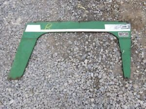 Oliver 770 Gas Tractor Right Side Panel