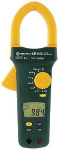 Greenlee Cm 1500 Clamp Meter