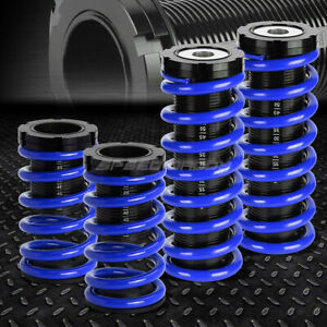 For 00 05 Mit Eclipse 3g Blue 1 3 Adjustable Coilover Suspension Lowering Spring
