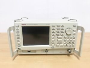 Advantest U3751 Spectrum Analyzer 9khz 8ghz