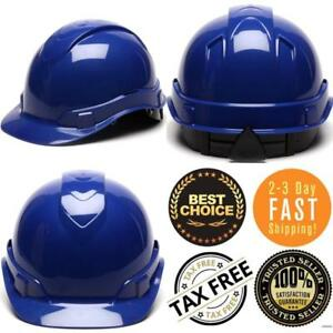Protective Hard Hat Construction Safety 4 Point Ratchet Helmet Work Ridgeline Us