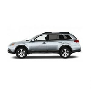 Dawn Ent Painted Body Side Molding For 2010 2019 Subaru Outback K1x