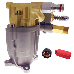 High Pressure Washer Pump For 3 4 Horizontal Shaft Small Engine 2400 3000psi New