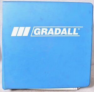 Gradall G3wd Combined Service Manual 2460 4011