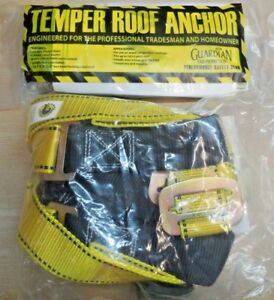 Guardian Fall Protection Safety Harness Temper Roof Anchor new Size S l
