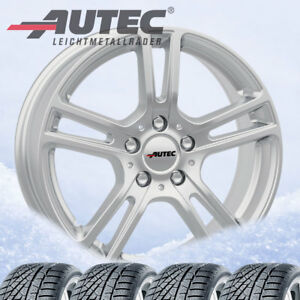 4 Winter Wheels Tyres Mugano Sil 215 60 R17 96h For Mercedes benz Gla Contine