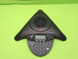 Polycom Sound Station 2w Conference Phone 2201 67880 160 tested Working