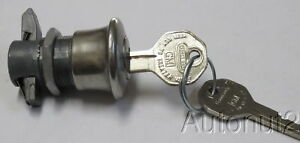 Chevrolet Truck Glove Box Lock 1935 1936 1937 1938 1939 Original With Key