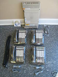 Avaya Lucent Acs 6 0 Partner Business Phone System W Voicemail