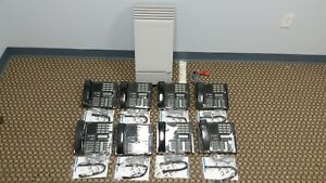 Nortel Mics Office Phone System Package 8 M7310 8 Lines