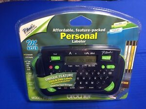 New Brother P touch Personal Electronic Labeler Model Pt 80 Factory Sealed