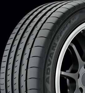 Yokohama 10588 Advan Sport V105 295 35 21 Xl Tire