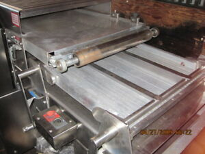 Moline Dough Sheeter Moulder Stainless Steel Model 520