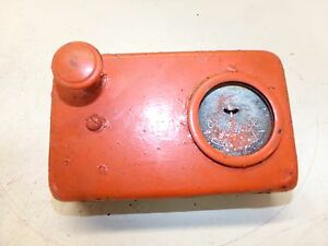 Allis Chalmers Wc Tractor Gauge Box