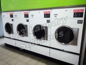 Single Pocket Ipso Dryer W Capacity Of 75lbs Manufactured By Alliance Used