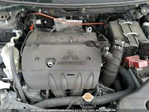 2011 Mitsubishi Lancer 2 0l Mt Engine 2011 14l1291