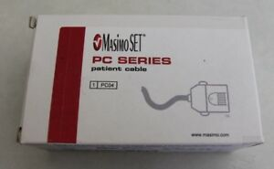 Masimo Set 1173 Pc04 Spo2 4 Extension Adapter Cable Lnc 14 Pin To Lnop F tab