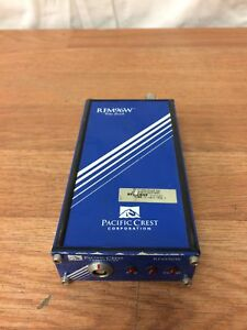Pacific Crest Radio Model Model Rfm96w Frequency 450 470 Working Free Shipping