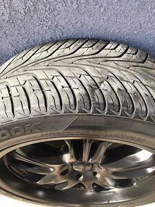 22 Inch Wheels And Tires Used