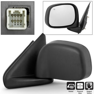 For 2002 2008 Dodge Ram 1500 03 09 2500 3500 Power Heated Mirror Lh Driver Side