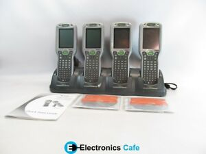 Handheld Products Hd5950003 Pocket Pc Point Of Sale Unit Set Of 4 no Ac