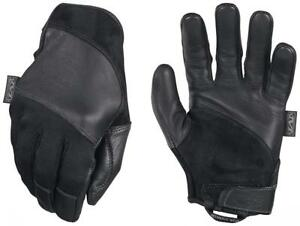 Mechanix Wear Tactical Specialty Tempest Flame Resistant Gloves small Black