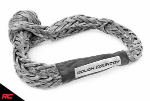 Rough Country Soft Shackle Rope Recovery Winch Rope Rs135