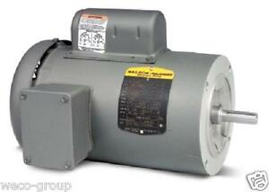 Vl3509 1 Hp 3450 Rpm New Baldor Electric Motor
