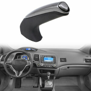 For Honda Civic 2006 2007 2008 2009 2010 Hand Brake Handle Protect Cover Stick