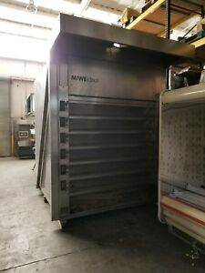 Miwe Deck Oven For Artisan Bread 1 6 Month Guarantee Shipping