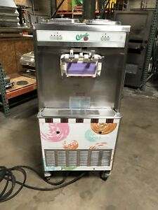 Taylor 754 33 Twist Soft Serve Ice Cream Yogurt Machine