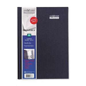 At a glance G470h00 Premiire Professional Monthly Planner 7 7 8 X 11 7 8 Black