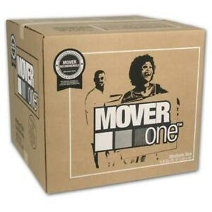 Schwarz Supply Sp 902 18 X 18 X 16 In Mover One Medium Moving Box Pack Of 15