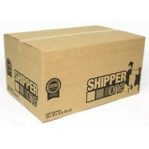 Schwarz Supply Sp 900 24 X 16 X 12 In Shipper One Shipping Box Pack Of 10