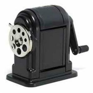 Elmerft s Products Inc Epi1001 Manual Pencil Sharpener Deluxe Wall Mount
