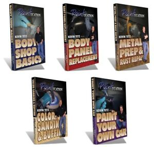 Eastwood Paintucation 5 Dvd Set