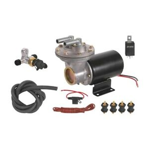 Ssbc Electric Vacuum Pump Kit 1965 1973 Mustang