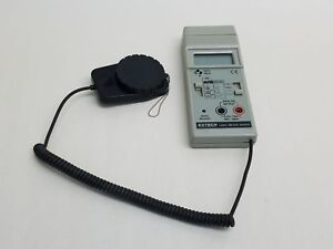 Extech 401025 Foot Candle lux Light Meter